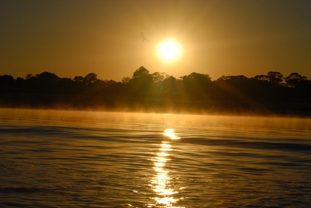 Parque Estadual do Cantão. Foto: Divulgação/Governo do Tocantins